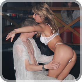 Shannon Stripteaseuse de Geneve Strip