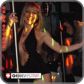 Mina Stripteaseuse