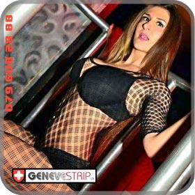 Eva Montreux Stripteaseuse