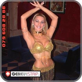 Mina Stripteaseuse Montreux
