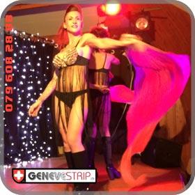 Eva Sion Stripteaseuse